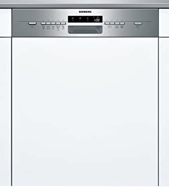 siemens sn55 l531eu iq500 teilintegrierbarer lave vaisselle encastrement a a 12 ma gedecke. Black Bedroom Furniture Sets. Home Design Ideas