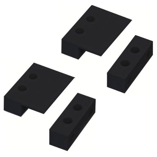 Preisvergleich Produktbild Thitronik Campingartikel Montageadapter Tür / Gu MMI Pack,  214 / 081