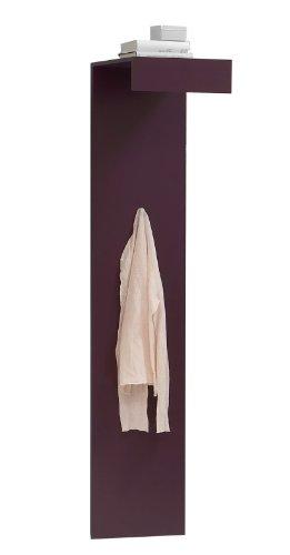FMD Garderobenpaneel BOZEN1 - Lila