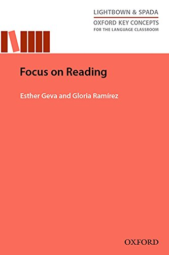 Focus on Reading Comprehension (Material de Teacher Training)
