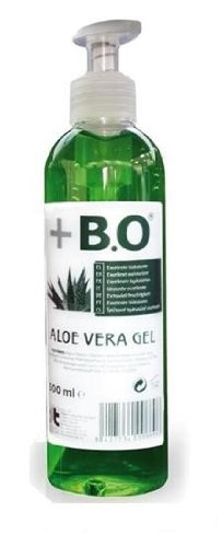 + B.O gel Aloe Vera botella 250 ml + dispensador