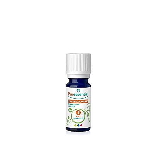 Puressentiel Olio Essenziale Rosmarino Canfora Bio - 10 ml