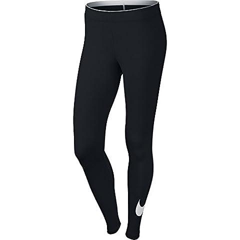 Nike Club Legging Logo 2 - Mallas para mujer, multicolor, talla M