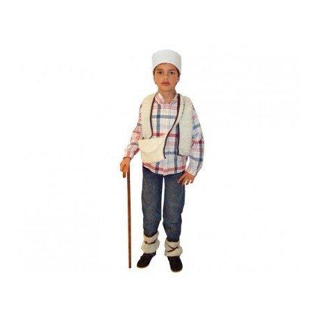 Hirten Kostüm für Jungen - 5-6 Jahre