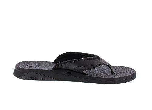 DC Shoes Recoil - Tongs pour Homme ADYL100034 Black