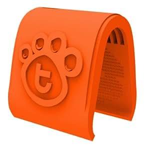 Tompi - Raccogli con facilità la pupù del tuo cagnolone! (Arancione, Tompi +25 Kg)