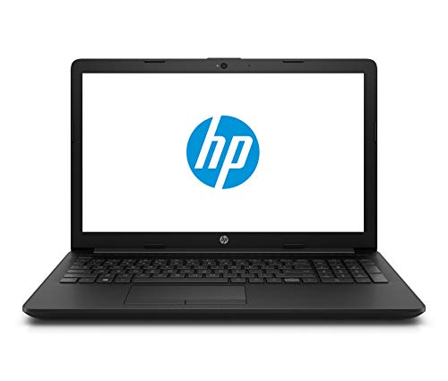 HP 15 Core i3 Laptop (4GB DDR4 RAM/1TB HDD/DOS/Jet Black/2.04 kg), 15q-ds0015TU