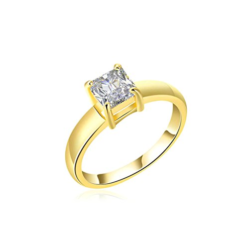 epinki-promise-ring-for-women-four-claws-and-square-diamond-gold-size-l-1-2-ring