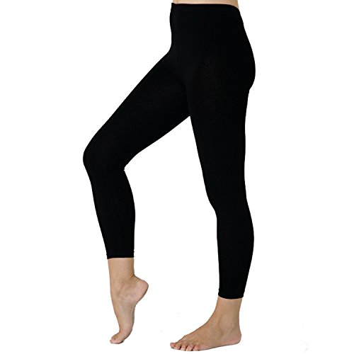 Damen Legging / Leggings / Leggins blickdicht 384/2021