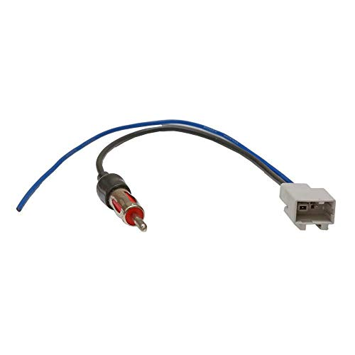Inex Autoradio Stereo Antennen Adapter Adapterkabel Kabel für Mazda Alle Modelle IX-ANT-HD-100.1