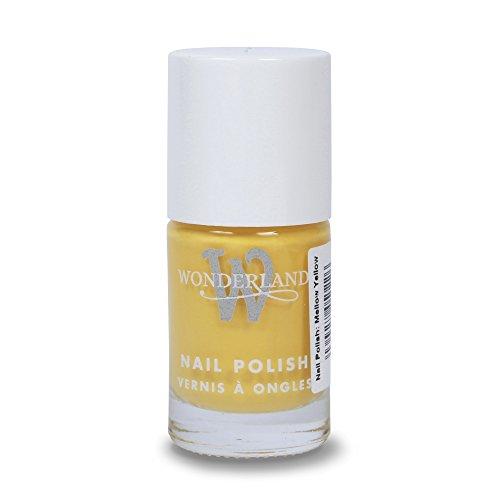 Alice au pays des merveilles Maquillage Mellow Yellow Vernis à ongles