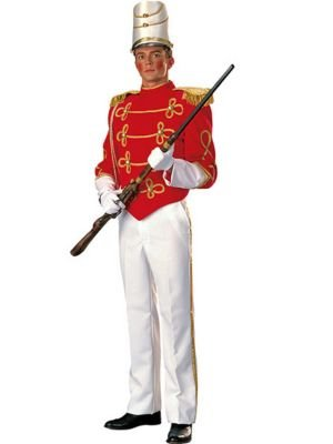 Rubies Costume Co 49180R Toy Soldier Hat (Hat Toy Soldiers)