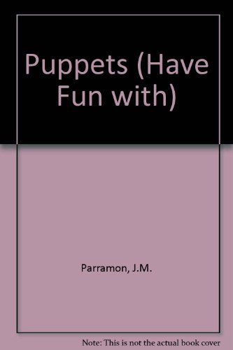 Have Fun With Puppets por Phaidon