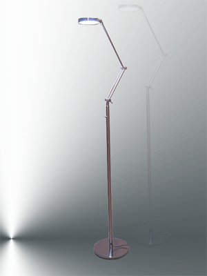 Design Stehleuchte, Stehlampe, Relon, LED, Kiom 10007