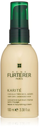 Rene Furterer Karite No Rinse Nutrive Concentrate for Very Dry and Rebellious Hair