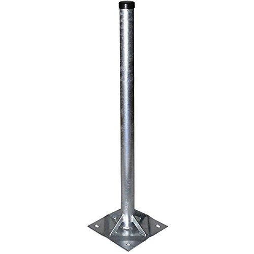 Satix Satélite Stand 6x 100cm galvanizado antena