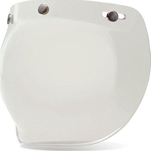 Bell Maßgefertigt 500 3-Snap Blase Motorrad Helm Sield / Visier - Klar (Bell Snap)