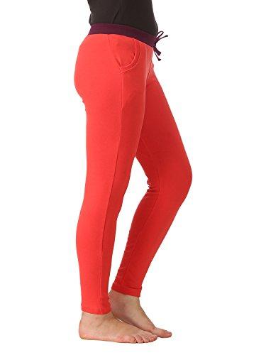 Clovia - Legging de sport - Femme Orange