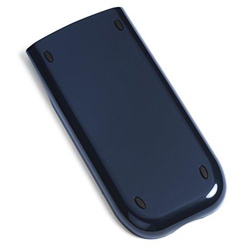 Amped Electronics Schutzhülle für Texas Instruments TI-84 Plus TI-84 Plus TI-84 Plus Silver Edition, TI-89 Titan und TI-84 Plus C, Farbe dunkelblau (Silver C Ti Edition Plus 84)