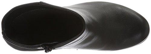 Högl 2- 10 7800 0100, Bottes courtes avec doublure chaude femme Noir - Schwarz (0100)