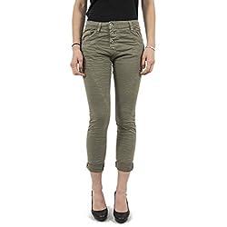 Please Jeans p78a Vert F M