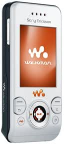 Sony Ericsson W580i White Mobile Phone with Free MPS30 Speakers On Vodafone PAYG