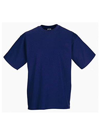 russell-collection-klassisches-t-shirt-r-180m-0-lpurple