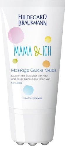 Hildegard Braukmann Mama&Ich Massage Glücks Gelee, 150 ml