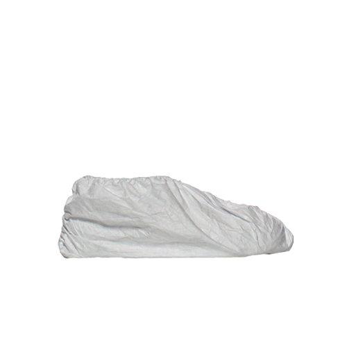 DuPont Modell POS0 Überziehschuh, Tyvek, Einheitsgröße, Weiß