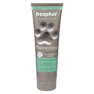 Beaphar - Shampoing Premium tous types de pelages - chien