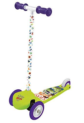 Smoby- Monopattino 3 Ruote Toy Story, Multicolore, 7600750226