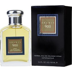 Aramis 900 by aramis eau de cologne spray 3.4 oz (new packing)