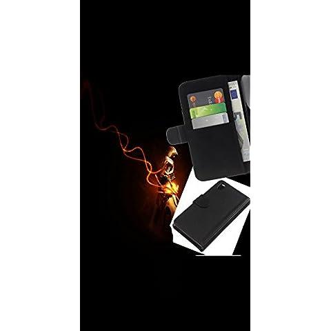 // PHONE CASE GIFT // Moda Estuche Funda de Cuero Billetera Tarjeta de crédito dinero bolsa Cubierta de proteccion Caso Sony Xperia Z3 D6603 / Assassins Cred /