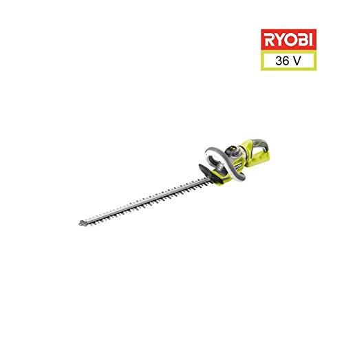 Ryobi RHT36B60R Cisaille pour Haies Électrique sans fil Coupe 60...