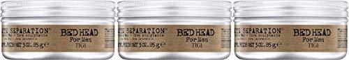 Tigi Bed Head Men Matte Separation Workable Wax 85g (3 pack)