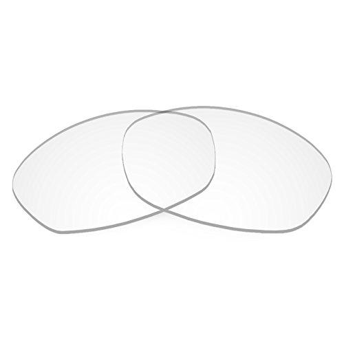 Verres de rechange pour Oakley Fives 2.0 — Plusieurs options Transparent - Non-Polarisés