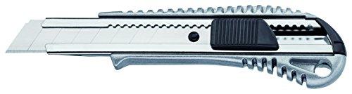 Preisvergleich Produktbild STORCH Alu-Abbrechmesser breit Cuttermesser Teppichmesser Allzweckmesser