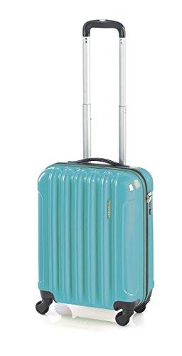 Maleta Cabina Modelo NEON - Azul claro