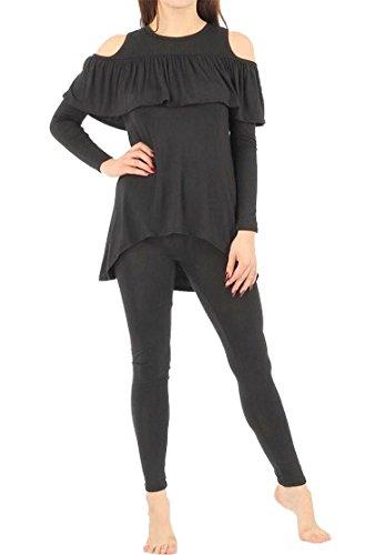 StyleStream -  Tailleur con abito  - Donna Black