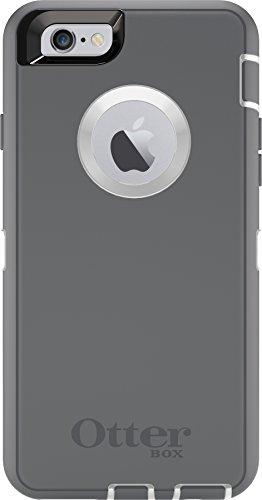 OtterBox Defender iPhone 6S Schutzhülle, Glacier (White/Gunmetal Grey), iPhone 6 / 6s