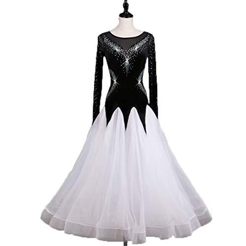 Frau National Standard Ballsaal Tanzen Kleid Wettbewerb Tanzen -