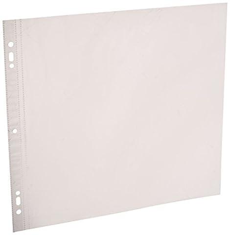 Colorbok universelle en plastique Recharge Pages 30,5x 30,5cm