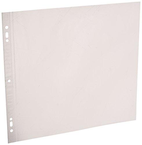 Colorbok Kunststoff Universal Refill Seiten 12Zoll x 12Zoll 10/Pkg