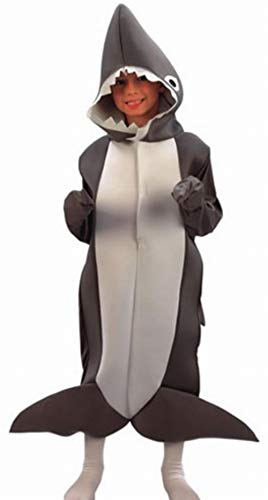 Disfraz de tiburón para niño - 4 - 6 años
