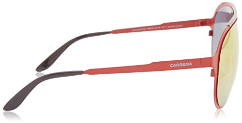 Carrera - Lunette de soleil CHAMPION/MT Aviator MATT RED