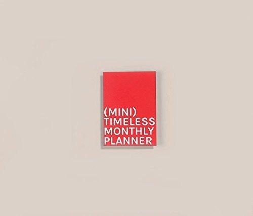 "Preisvergleich Produktbild Octàgon - Timeless Monatsplaner ""Mini"""