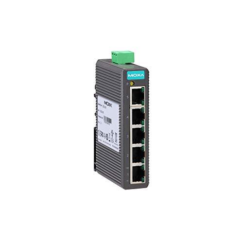 Moxa EtherDeviceTM Switch EDS-205 No administrado