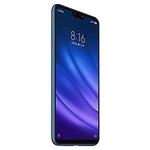 "Xiaomi Mi 8 Lite Smartphone 15,9 cm (6.26"") 6 GB, 128 GB SIM Doble 4G Azul 3350 mAh, Azul"