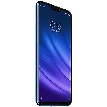 Xiaomi Mi 8 Lite 128GB Handy, blau, Android 8.1: Amazon.de