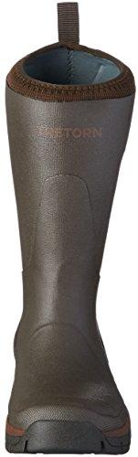 Tretorn Tornevik, Stivali da Caccia Unisex – Adulto Marrone (Braun (Brown 021))